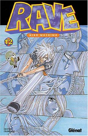 Rave Vol.12 par MASHIMA Hiro