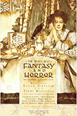 The Year's Best Fantasy and Horror: No.10 (Year's Best Fantasy & Horror) Paperback