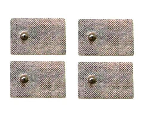 Kit 4electrodos tiritas pegatinas Clip 4mm Recambios compatibles ABS & Core y Core Plus Gymform