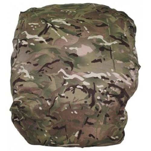 Max Fuchs GB Cover For Backpack Big MTP Camo Like New