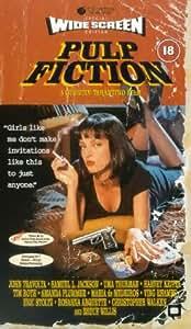 Pulp Fiction [VHS] [1994]