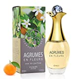 40ml Frucht Parfüm für Damen, Probe Blume Duft Zerstäuber Parfüm Flasche Glamour Reproduziert Eau de Parfum(Rosen)