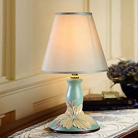 Lily's-uk Amour Lampe de bureau Art Good Heart New moderne Lampe de table chinoise Creative Chambre lampe de chevet Bali Zhu Jindong petite lampe