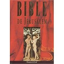 La Bible de Jérusalem (Relié avec signet, papier ivoire)
