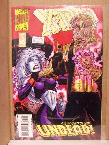 X-MEN 2099 Vol.1 Numero 16: Scary Monsters