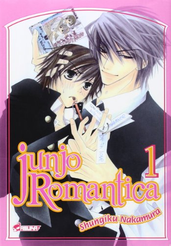 Junjo Romantica Edition simple Tome 1