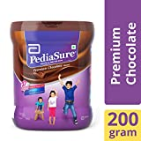 PediaSure Health & Nutrition Drink Powder for Kids Growth - 200g jar (Chocolate)