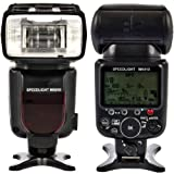 Mcoplus-MK910- TTL Flash Speedlite Lampeggiatore Wireless Flashgun HSS (High-speed Sync 1/8000s) con Schermo LCD con i-TTL, M, Multi Mode per Nikon (Compatibile con reflex Nikon: D3000, D5000, D3100, D3200, D5100, D5200, D7000, D7100, D50, D60, D70, D70S, D80, D90, D200, D300, D300S, D700, D600, D800, D3S) - sostituito Nikon SB910 - Mcoplus - amazon.it