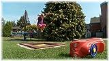 Eurotramp – Kids Tramp Spielplatz Boden Trampolin 1,5 x 1,5 m - 3