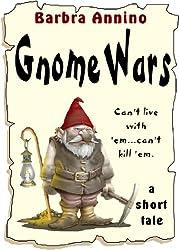 Gnome Wars: Adventures in Gnomeland