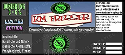 Twisted Road Trip Aroma KM-Fresser von Twisted Vaping