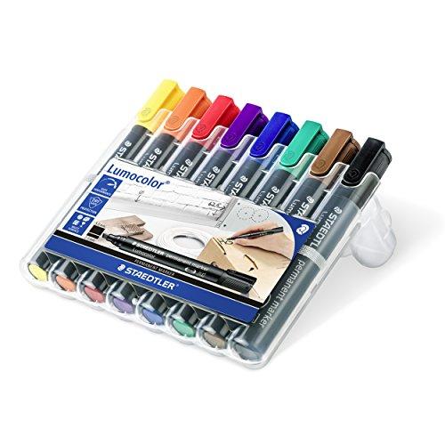 staedtler-350-wp8-lumocolor-permanent-marker-keilspitze-2-mm-oder-5-mm-aufstellbare-box-mit-8-farben
