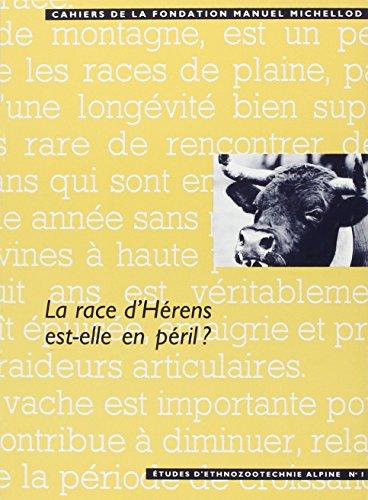 La race d'Hérens est-elle en péril ?