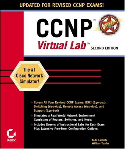CCNP Virtual Lab por Todd Lammle