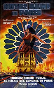 Notre Dame de Paris [VHS]