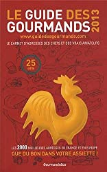 Le Guide Des Gourmands 2013
