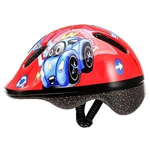 512RYuyYM0L. SS300 Meteor Casco Bici Ideale per Bambini e Adolescenti Caschi Perfetto per Downhill Ciclismo MTB Scooter Helmet Ideale per…