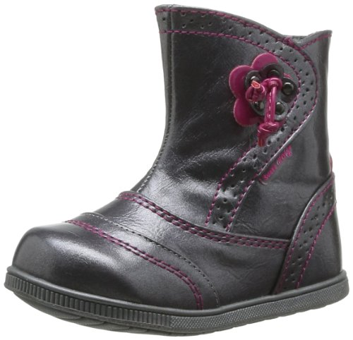 Sucre d'Orge Alysee, Bottines fille Gris