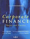 Corporate finance - Theory and practice