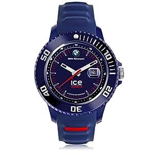 Ice-Watch Bmw Motorsport Montre Homme Analogique Quartz avec Bracelet en Silicone – 1486