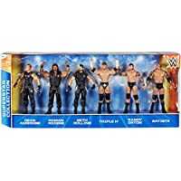 WWE Wrestling Exclusives Superstar Collection Action Figure 6-Pack [Set #4] by Mattel