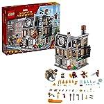 LEGO Super Heroes - La Resa dei Conti al Sanctum Sanctorum, 76108 LEGO