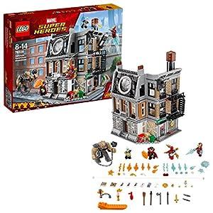 LEGO- Super Heroes Avengers La Resa dei con ti al Sanctum Sanctorum, Multicolore, 76108  LEGO
