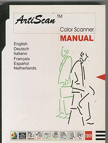 AntiScan color Scanner Manual
