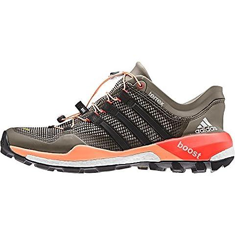 adidas Outdoor Women's Terrex Boost Beige Sneaker 6.5
