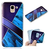 Forhouse Slim Fit Cell Phone Cases Samsung Galaxy J6 2018(European Version) Hülle Shock Absorption Backcase Defender