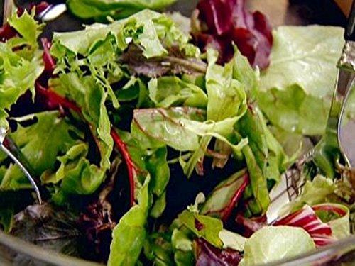 PLAT FIRM GERMINATIONSAMEN: 1 Ounce MESCLUN STARST MIX Salatsamen. Erbstück ~ Premium-USA-Samen!