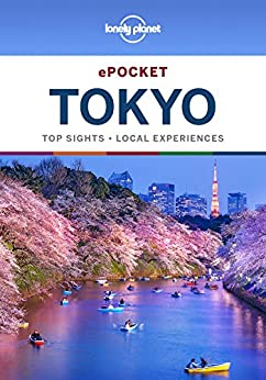 Lonely Planet Pocket Tokyo (Travel Guide) (English Edition) van [Planet, Lonely, Richmond, Simon, Milner, Rebecca]