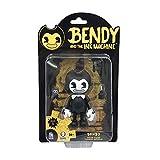 Bendy And The Ink Machine BTIM6601 - Figura de acción Flexible, Color...