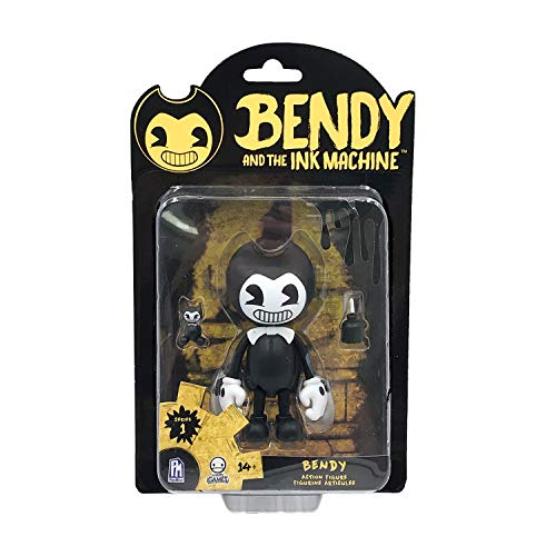 Bendy and The Ink Machine Action Figure (Bendy)