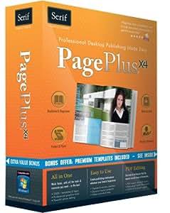 PagePlus X4 (PC CD)