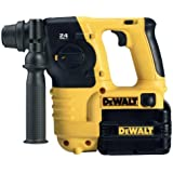 DeWalt DC223KA 24V Ni-Cd Heavy Duty 3 Mode Dedicated Cordless Hammerdrill (Old Version)