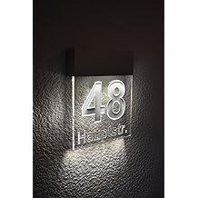 Hausnummer Beleuchtet suchergebnis auf amazon de für hausnummer beleuchtet