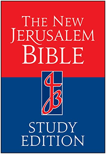 The New Jerusalem Bible: Study Edition (Bible Njb)