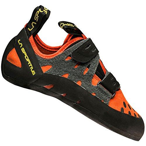 La Sportiva, Orange / Gris Chaussures D'escalade Pour Hommes