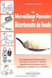 Les merveilleux pouvoirs du bicarbonate de soude