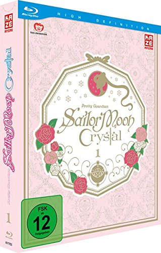 Sailor Moon Crystal – Vol.1 + Sammelschuber [Limited Edition] [Blu-ray]