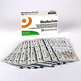 40 Blephaclean Sterile Eyelid Wipes For Blepharitis Freepost