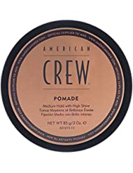 AMERICAN CREW POMADE Cire Fixation Souple Brillance Elevée, 85ml