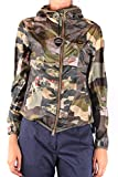Blauer Damen Mcbi337015o Grün Polyester Jacke