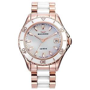 Reloj Sandoz Le Chic 86002-90 Mujer Nácar