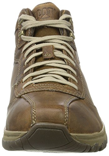 Caterpillar Herren Loop Stiefel Beige (Mens Dark Beige)