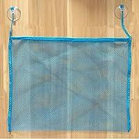 Etopfashion Kids Baby Bath Time Toys Storage Suction Bag