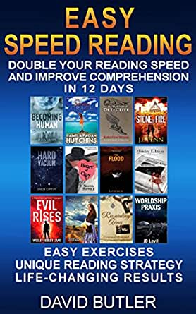 Easy Speed Reading: Double Your Reading Speed and Improve