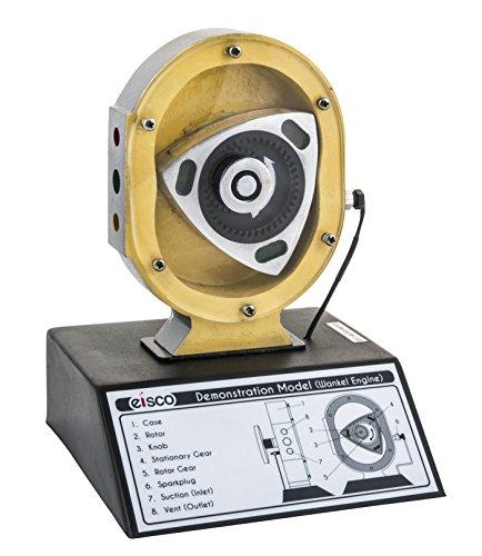 Eisco Labs Wankel Rotary Engine Model