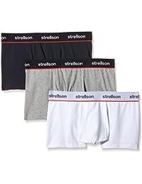Strellson Shorts 3er Pack, Caleçon Homme, (lot de 3 )
